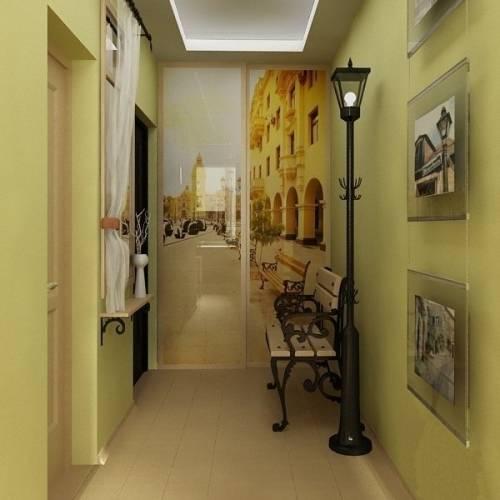 шкаф купе в коридор на заказ от производителя в Перми