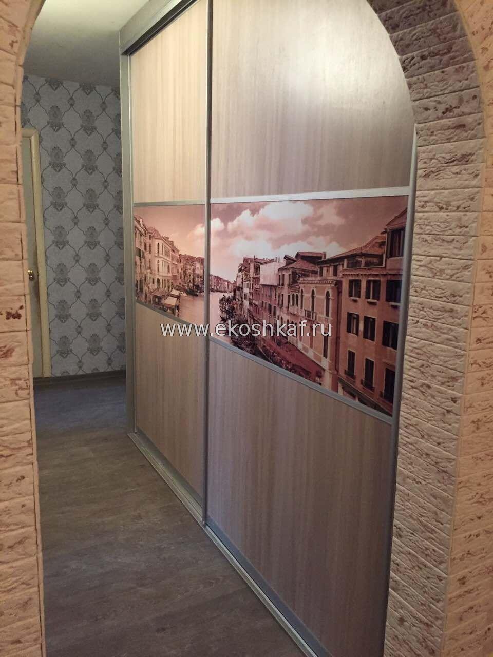 Заказать шкаф-купе от производителя в Москве