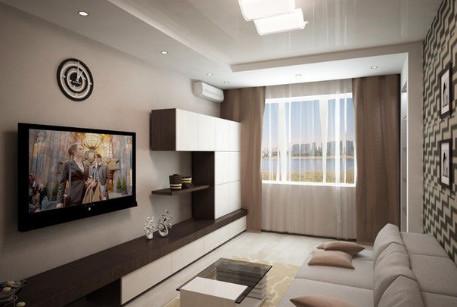 Заказать мебель для гостиной от производителя в Перми