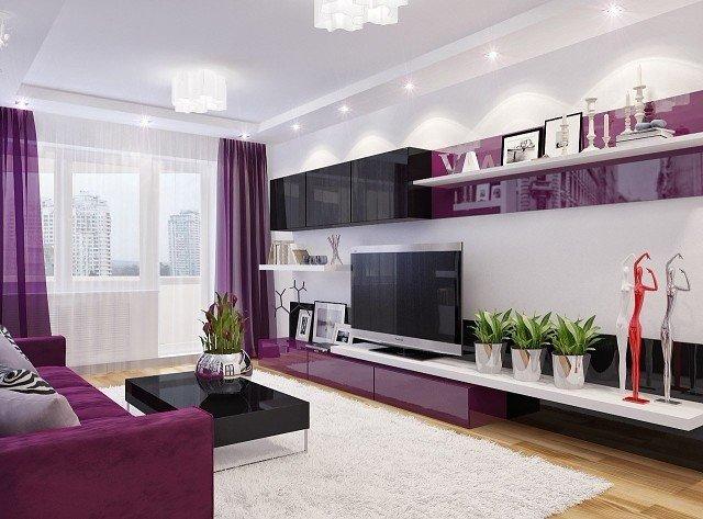 Заказать шкаф в гостиную от производителя в Перми