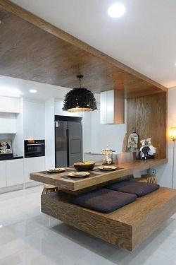 Заказать кухню современного стиля