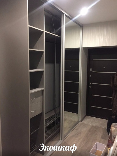 Заказать шкаф-купе на заказ от производителя в Перми